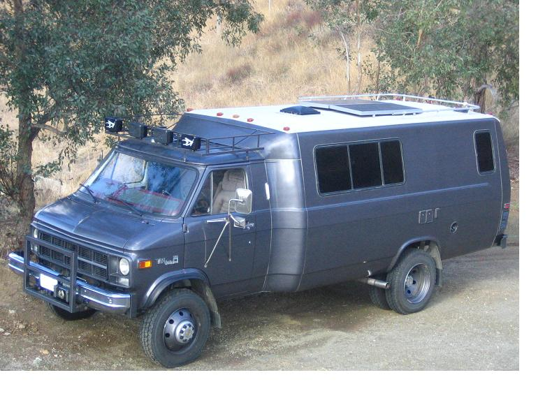 RV 4x4 Conversion | Expedition Portal